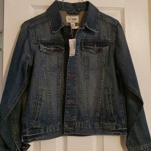 Never worn Blue Jean Jacket
